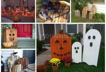 Pallet Projects - Holidays / by Amanda Windham
