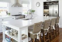 Cocinas integradas salon