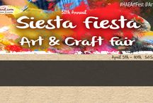 Art & Craft Festival: Siesta Fiesta / Siesta Fiesta Art & Craft, Siesta Key, FL, April 28th & 29th, 2018,  for dates or more information visit: http://www.artfestival.com/calendar/festival