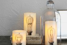 Home Decor { Lighting } / by Charmios