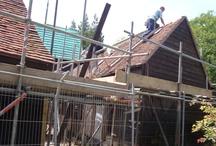 The Barn restoration