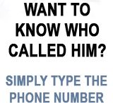 Reverse Phone Lookup / Use advanced technology to reverse search any phone number, be it mobile or a fixed landline, or an unlisted telephone number, on The Internet.