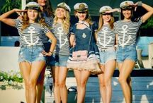 hen party nautical