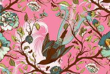 Fave fabrics  / by Tiki Tales