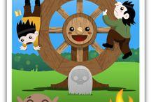 10.Wheel of Fortune