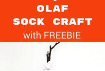 DIY Sockenfiguren
