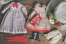 Pullip & Blythe dress