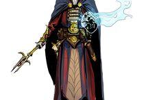 Wizard - Human - Male