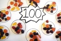 100 Days in Preschool / by Deborah @ Teach Preschool