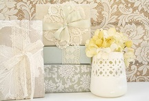 Blessed to Give (Gift Ideas) / by Liesl Shakespeare