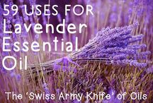 Essential Oils / by Kristy Merrill