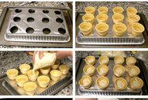 Craft day baking ideas