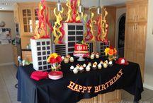 Fire Truck Party Ideas / by Jill Turpin