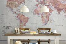 Werelds / Interieur en decoratie