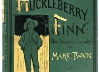 Boys adventure - Tom Sawer and Huckleberry Finn