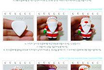 Hiasan Natal / contoh dan cara membuat hiasan natal.