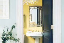 bathrooms / by Liz Livingston