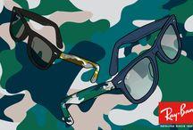 Ray Ban Wayfarer Camouflaje / ¿Te atreves con el camuflaje? Descubre lo nuevo de Ray Ban http://www.congafasdesol.com/ray-ban-original-wayfarer-urban-camouflage-rb2140-6062-85.html / by Congafasdesol.com