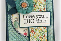 Thankyou cards / thankyou card ideas