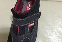 Awon iş ayakabıları / Awon çelik burun ve çelik tabanlı iş ayakkabıları