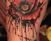 Ink / tattoos / by Cassandra Liss