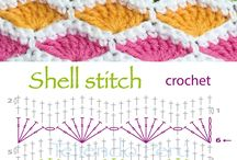 shell stitches