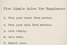 Happy Life, Happy Me / by Stacy O'Neill