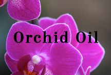 Orchid Oil / Orchid Oil is a light, silky plant oil that helps increase immunity and adds extra moisturizing properties to goat's milk. It leaves the skin clean, soft and supple.  You'll love its naturally exotic fragrance!