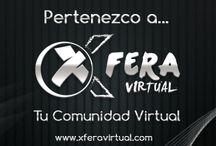 Banners Firma XferaVirtual.com / Varios Banners firmas para la Web Xferavirtual