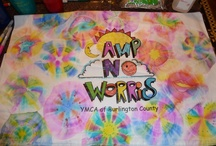 camp crafts / by Peggy Birdsall