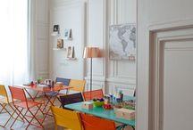 Klara / interior design