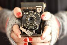 Cameras / by barbara brady