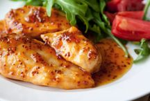 Chicken Dishes / by Ginny Gise