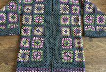 blusa de lã de croche