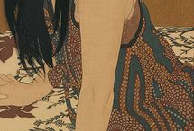 Japan Painting
