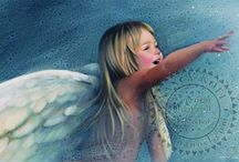 My love of Angels / by Bonnie Burroughs