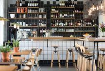 Bars & Restaurant ideas