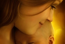 Mother and Child / by Cheryl K