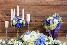 Портфолио разных проектов / Портфолио флористики и декора на свадьбах и мероприятиях.
