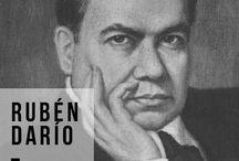 Propuestas dic. 2016-diciembre 2017 / Rubén Dario, Los Presidentes de Estados Unidos,Qué es Lo bello; Literatura Chic; Los viajes en el tiempo;
