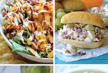 Food Fun / Food ideas for lunch and supper.