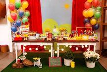 Show da Luna festa infantil