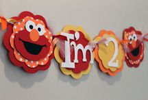 Parties...Elmo Birthday Party / by Laurie Greene