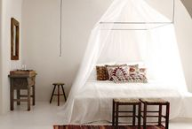 Cozy bedrooms / by Joan Limos