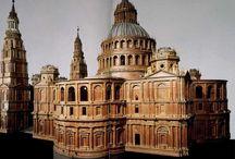 Projekty przebudowy Bazyliki św. Piotra