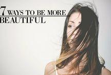 7 beauty tips