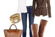 My Style. AKA: what I wish hung in my closet / How I should dress. Really, I am in jeans and a t-shirt most days.