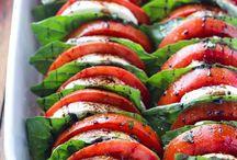 Erfrischende Mahlzeiten an heißen Sommertagen