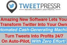 Turn Twitter Into Your Own Automated Profit-Generating Machine!