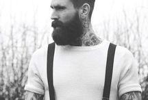 Beards / See Rick for regular beard trims to keep your facial hair looking sharp.